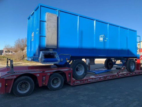 Casing wagon for Australia